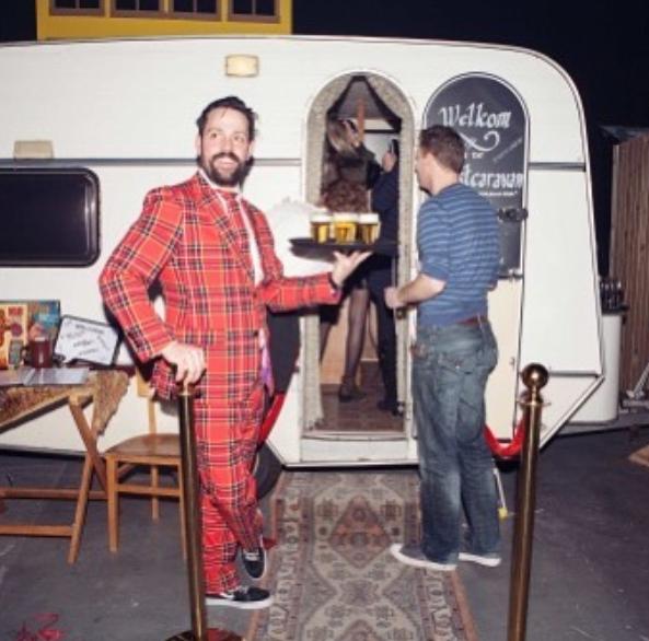 karaoke caravan